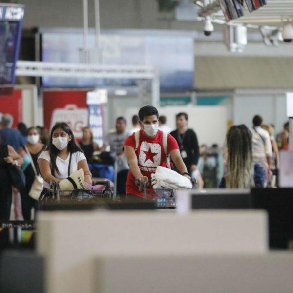 coronavírus sac companhias aéreas